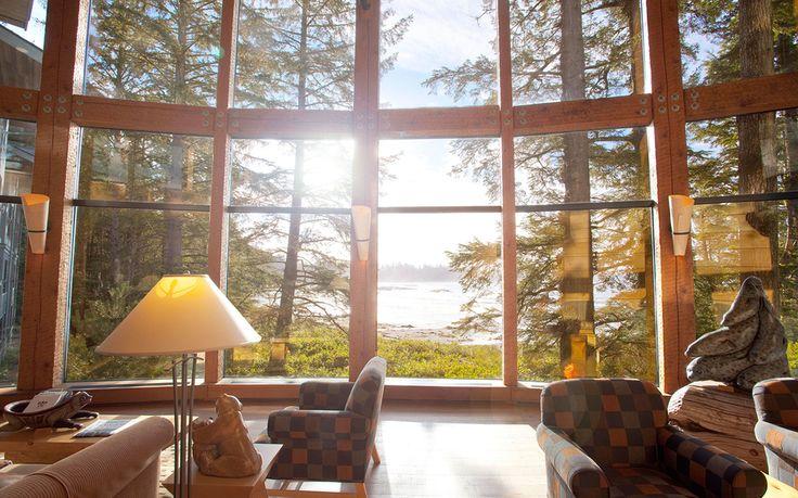 No. 17 (tie): The Wickaninnish Inn, Tofino, B.C., Canada - The World's Best-Designed Hotels | Travel + Leisure