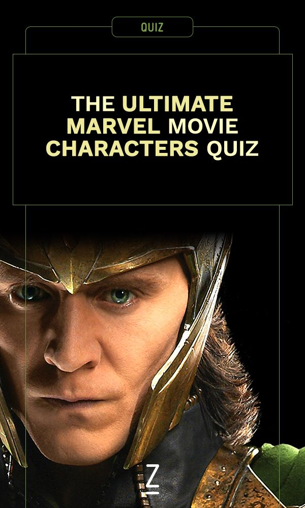 Take the quiz: Can you name 100 Marvel movie characters?