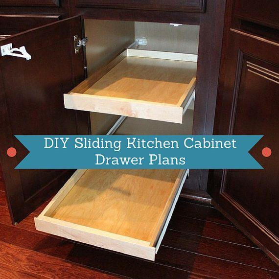 Best 25+ Cabinet drawers ideas on Pinterest   Under ...
