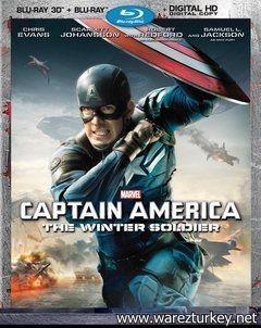 Kaptan Amerika: Kış Askeri - 2014 Dual 480p BRRip Tek Link indir
