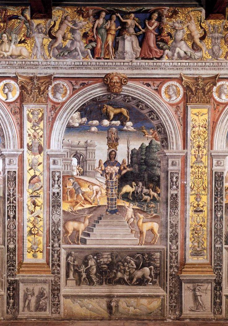 Sign of Leo - Giovanni Maria Falconetto