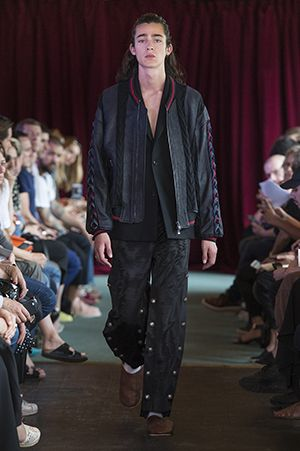 Y/PROJECT HOMME SS17 LOOK 23