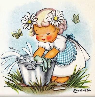 Mejores 236 im genes de vintage post cards etc en - Ilustraciones infantiles antiguas ...