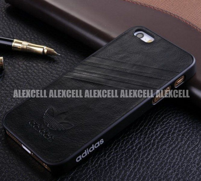 iPhone 5 5s Case Plastic Leather Cover