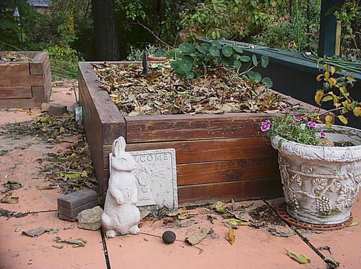 raised bed on concrete slab 2