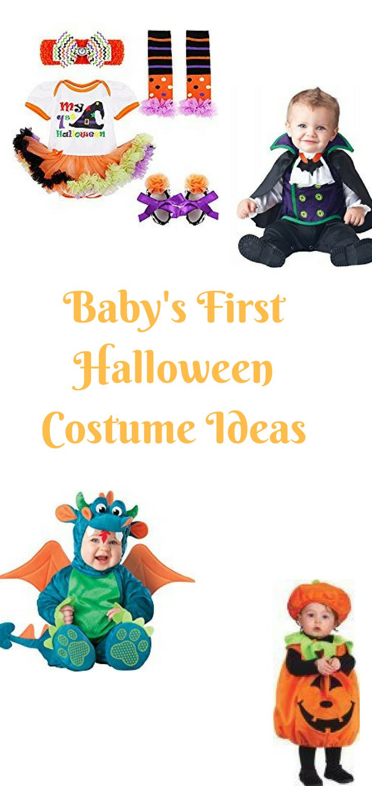 Baby's first Halloween Costume Ideas #babyhalloween #babyhalloweencostume #halloweencostumes #firsthalloween