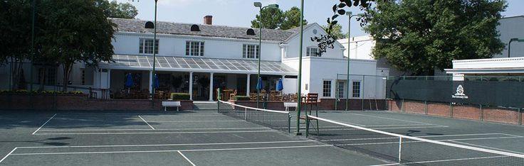 ... the 17 tennis courts at the University Club of Memphis! ucmem.com