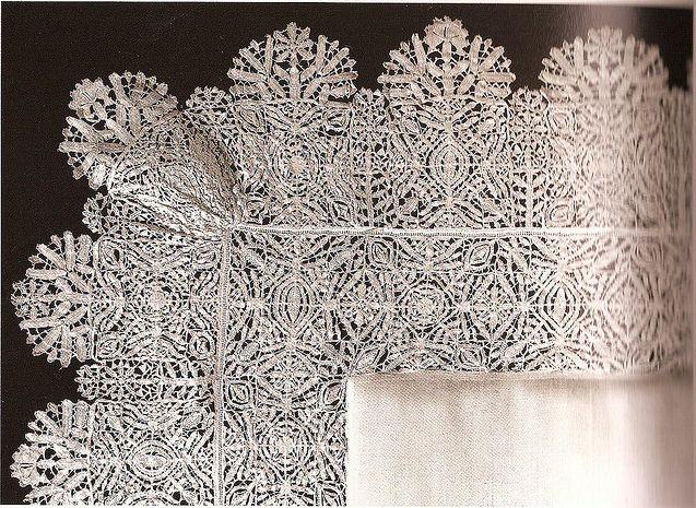 16th century bobbin lace