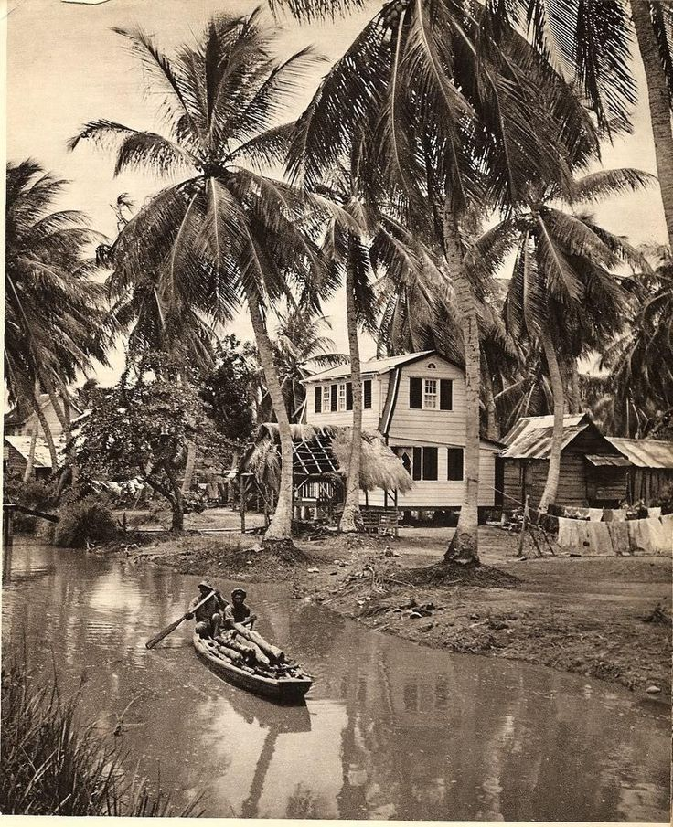 Surinam back in the days