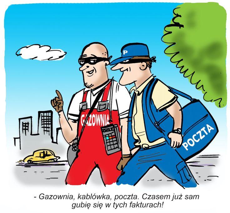 » To nie był prawdziwy listonosz… to był fałszywofakturonosz! -- Niebezpiecznik.pl --