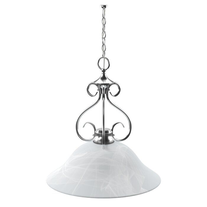 Charlton Home Thompsontown 1 Light Single Bell Pendant Wayfair Pendant Lighting Pendant Bell Pendant
