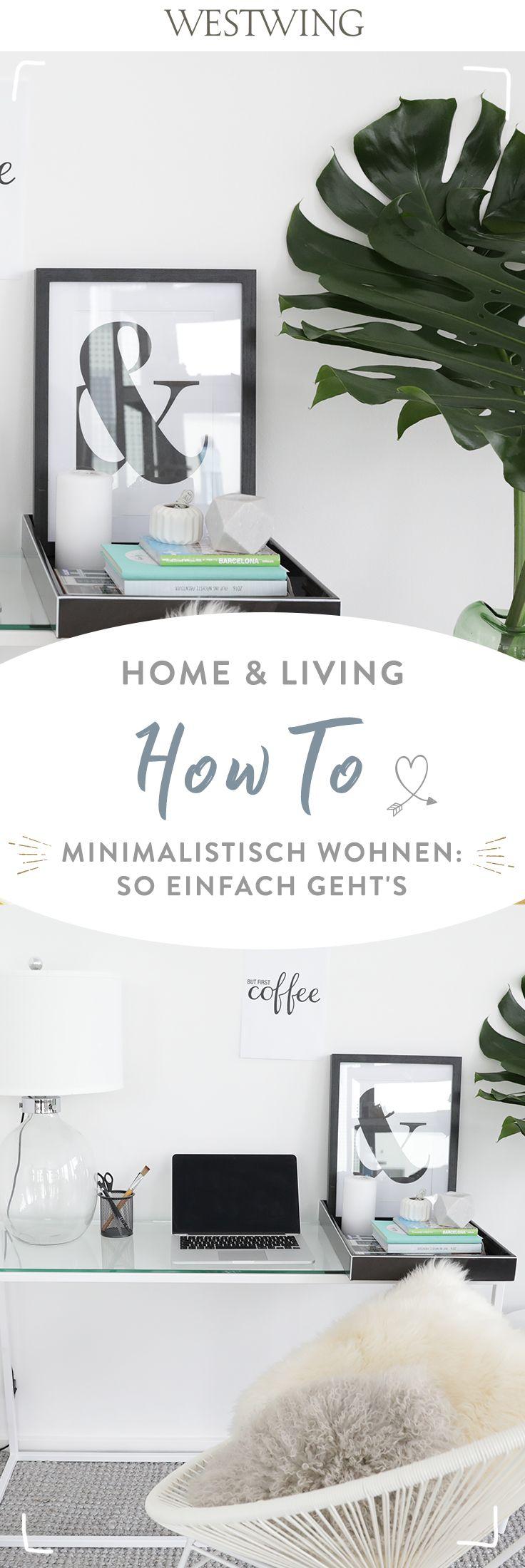 die besten 25 minimalistisch wohnen ideen auf pinterest kleideraufbewahrung listen zu machen. Black Bedroom Furniture Sets. Home Design Ideas