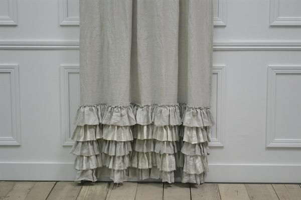 Full Bloom Cottage - a shop with many gorgeous ruffled linen items