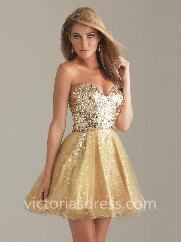 210 besten Cocktail Dress/Short Prom Dress Bilder auf Pinterest ...