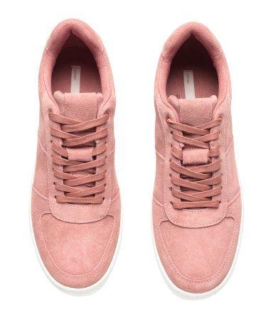 Sneakers | Puderrosa | Dam | H&M FI