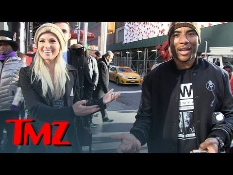 Tomi Lahren & Charlamagne Tha God in Times Square, Still Divided on Dona...