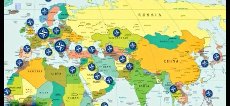 """La mauvaise blague du jour de l'état major US: """"la Russie est aux portes de l'OTAN"""" – TriskeLL"""