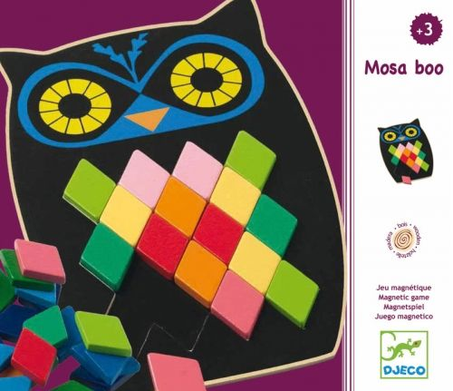 Mosa Boo, mozaikos kirakó játék - Djeco