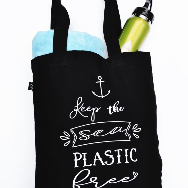 100% Organic Cotton Tote bag, Climate neutral, GOTS certified.   Perfect for mermaids who want to keep the sea plastic free
