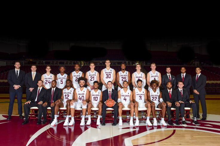 2019 20 Men S Basketball Roster Southern Illinois University Athletics Mens Basketball Southern Illinois University Basketball