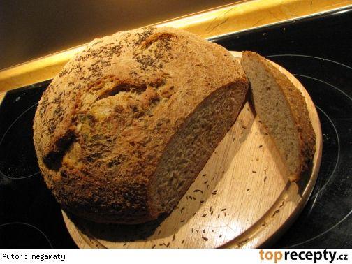 Chleba -normální a jednoduchý