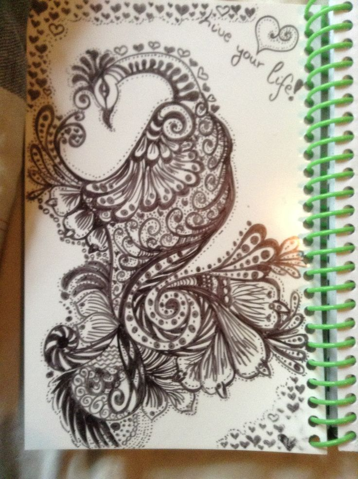 cool designs to draw with sharpie flowers. peacock and flower drawing tattoo google search cool designs to draw with sharpie flowers