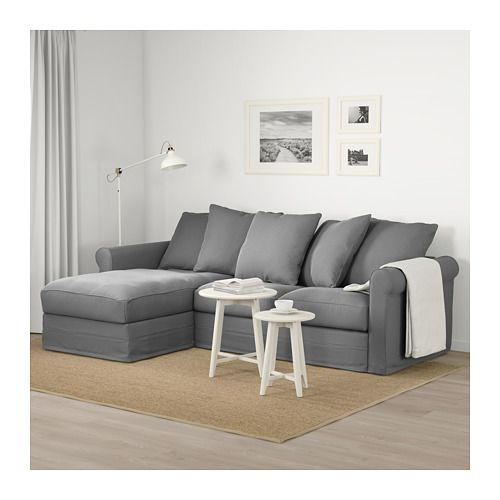 gr nlid sofa with chaise sporda natural apartment ikea sofa rh pinterest com