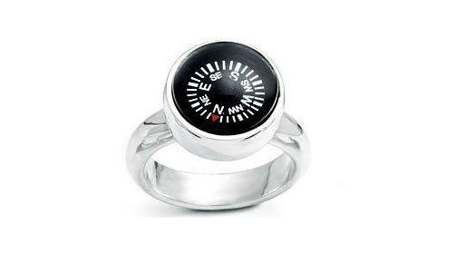 Кольцо - Компас. Читать в нашем блоге