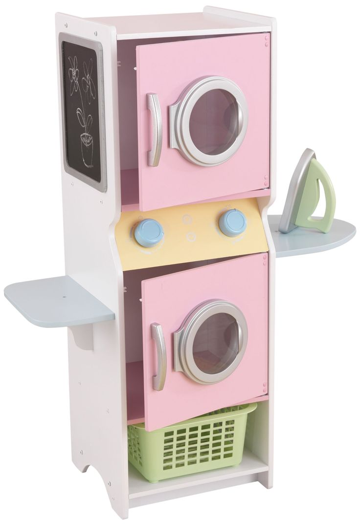 kenmore kids washer and dryer. amazon.com: kidkraft laundry playset: toys \u0026 games kenmore kids washer and dryer