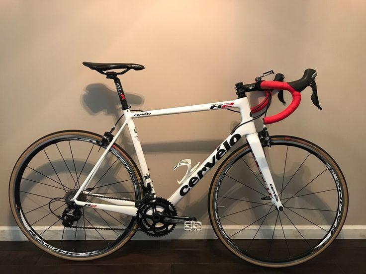Cervelo R2 56cm carbon road bike - upgraded #Cervlo