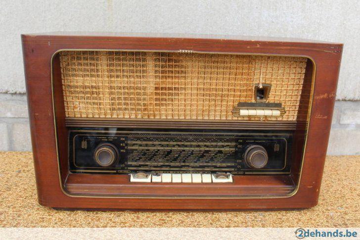 Antieke Radio Goodmans