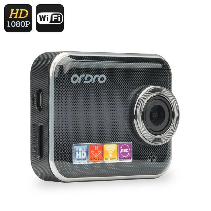 ORDRO Q505W 1080P Car DVR Dash Cam - Pick Pay Post