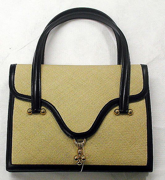 Hermès  handbag, ca. 1969