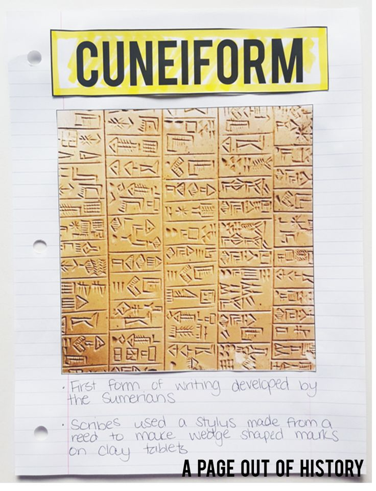 Mesopotamia | Lesson Plans | World History | Social Studies | High School | Middle School | Interactive Notebook | Graphic Organizers | Unit | Activities | Ancient History | Fertile Crescent