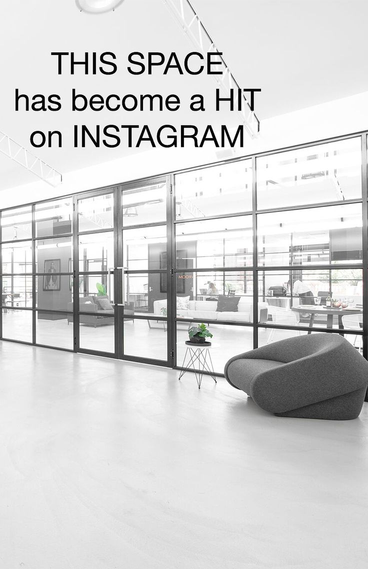 Find out why this modern business hub has become one of instagram's posted spaces!