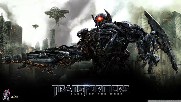 Transformers Dark of the Moon HD desktop wallpaper High