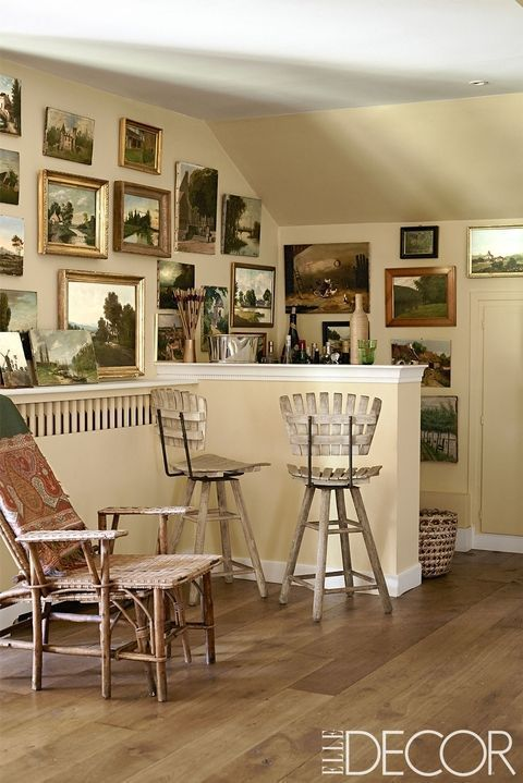a country style lounge in normandy elledecor com french country rh pinterest com