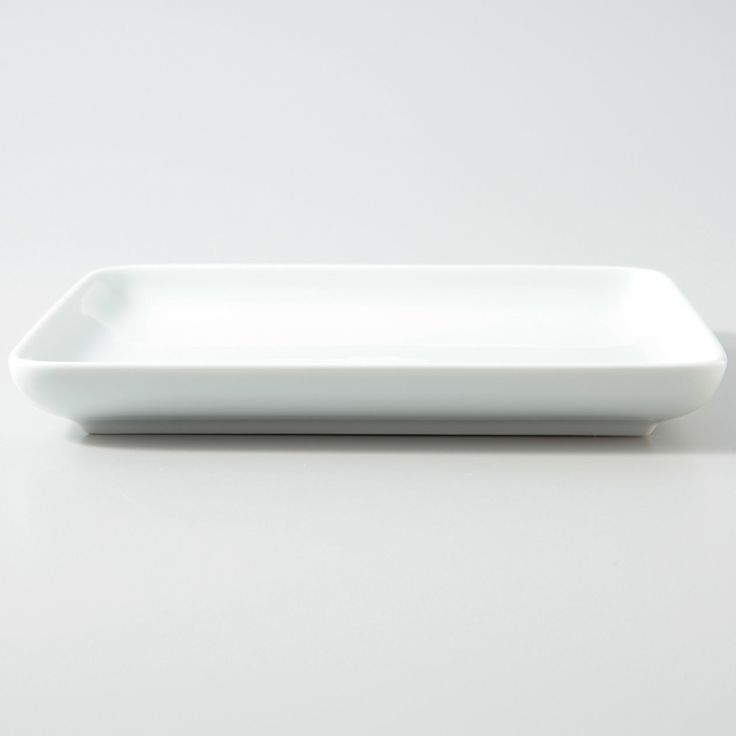 Recommended by Anna Mason as Palette - $14.95 Hakuji Porcelain Square Plate Large