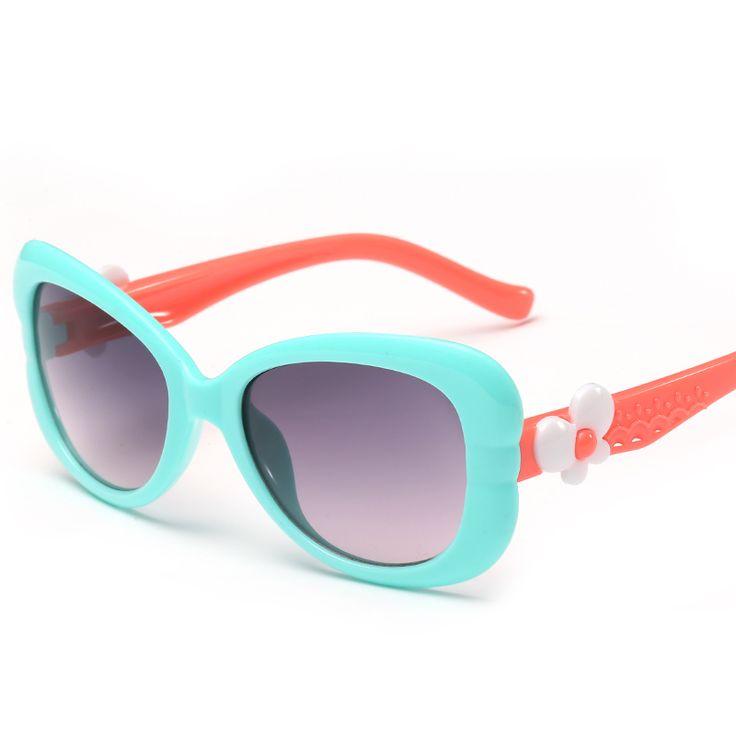 Children Sunglasses Multi Color UV400 Protection Sun Glasses Brand Designer Girl's Kids Luxury Eyewear Oculos Infantil Like it? #shop #beauty #Woman's fashion #Products #Classes