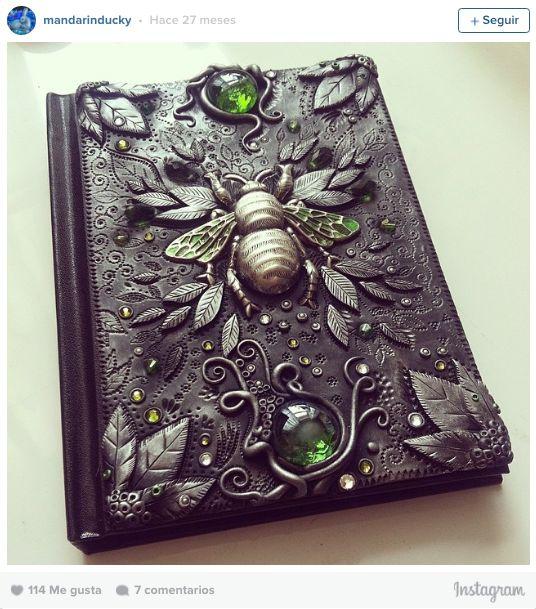 Artista cria capas de livros fantásticas!