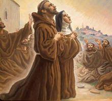 """Dia a Dia Franciscano.: Especial Santa Clara de Assis - Clara, """"Plantinha""""..."""