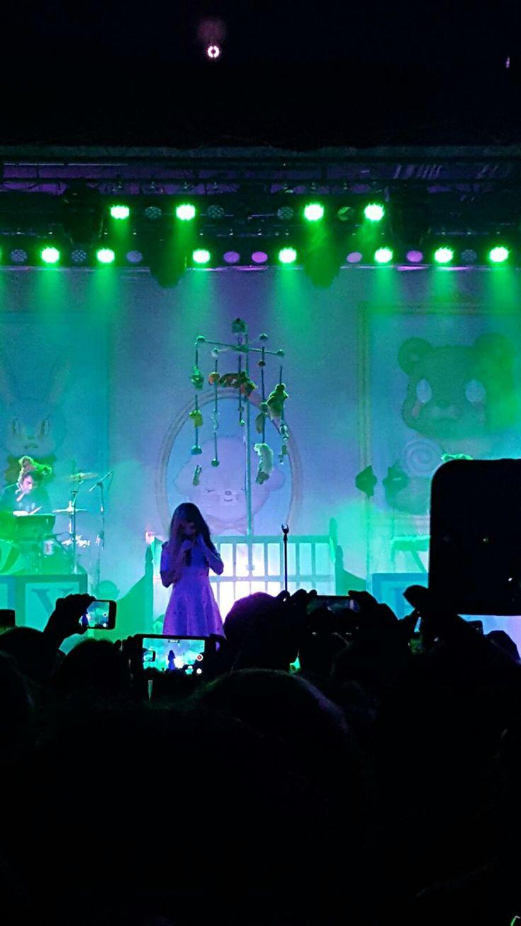 Melanie Martinez  Arizona Crybaby 2016 tour Poisoned Cookie's photo