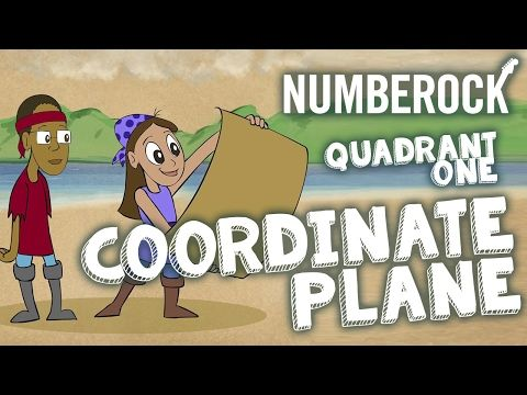 Coordinate Plane Song: Ordered Pairs Rap For Kids by NUMBEROCK - YouTube
