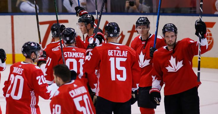 Sports Briefing: Canada Defeats Russia in Hockey World Cup Semifinal