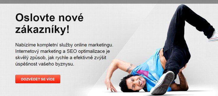 Nabízíme kompletní služby online marketingu. Internetový marketing a SEO optimalizace je skvělý způsob, jak rychle a efektivně zvýšit úspěšnost vašeho byznysu. http://ondesign.cz/marketing