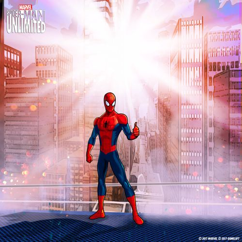 13 975 576 Spidey's fans have played the game since January, 2017. Spider-Man Unlimited, November 2017