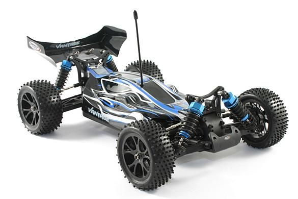 FTX Vantage 1/10 4WD Brushless Buggy RTR Remote Controlled Car