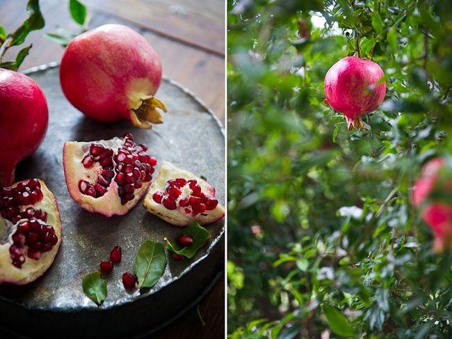 Refreshing Pomegranate Spritzer Drink | @whiteonrice