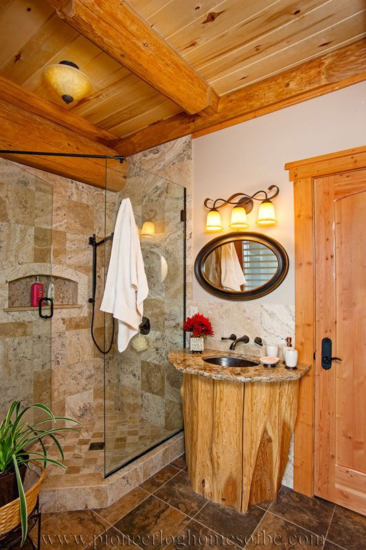 round log post and beam home by pioneer log homes of british columbia
