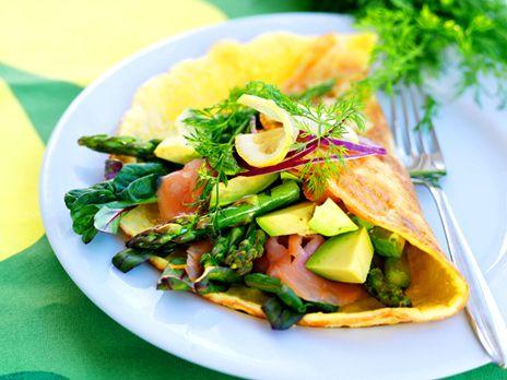 Fransk omelett | Recept.nu